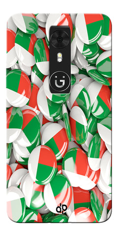 Digiprints madagascar Printed Designer Back Case Cover For Gionee A1