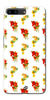 Digiprints flower background Printed Designer Back Case Cover For OnePlus 5