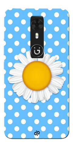 Digiprints flower Printed Designer Back Case Cover For Gionee A1
