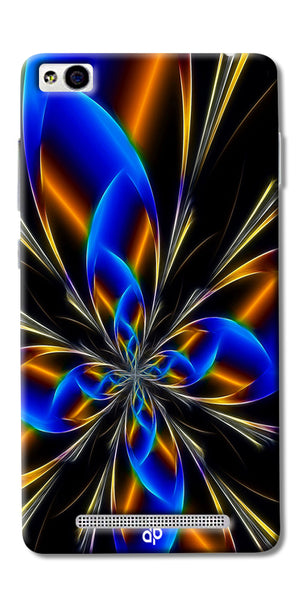 Digiprints abstract design Printed Designer Back Case Cover For Xiaomi Redmi 3S