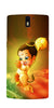 Digiprints Bal Hanuman Cartoon Printed Designer Back Case Cover For OnePlus 1