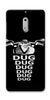 Digiprints Apni Dug Dug Bullet Design Printed Designer Back Case Cover For Nokia 6