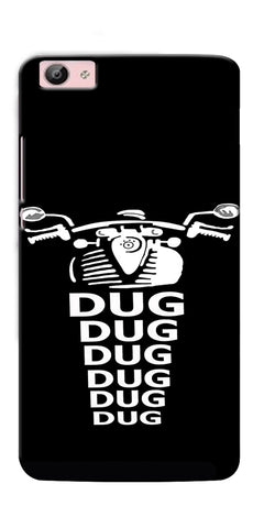 Digiprints Apni Dug Dug Bullet Design Printed Designer Back Case Cover For Vivo V5