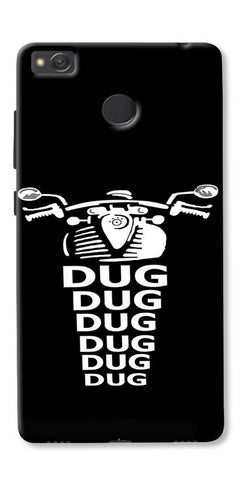 Apni Dug Dug Bullet Design Printed Designer Back Case Cover For Xiaomi Redmi 3s Prime