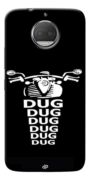 Apni Dug Dug Bullet Design Printed Designer Back Case Cover For Motorola Moto G5S Plus