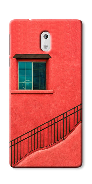 Digiprints Beautiful Red City  Printed Designer Back Case Cover For Nokia 5
