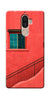 Digiprints Beautiful Red City  Printed Designer Back Case Cover For Lenovo K8 Note