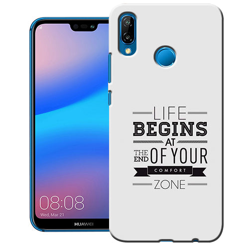 Digiprints Quotes About Out Of The Box Printed Designer Back Case
