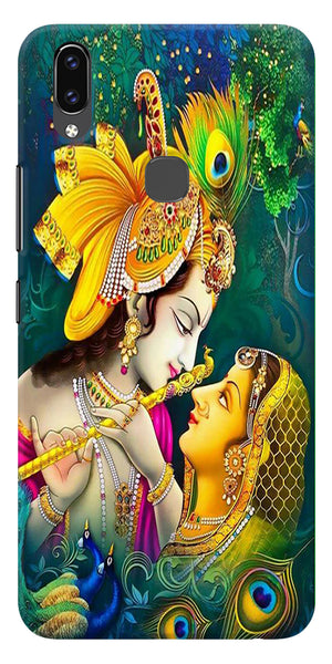 Radha Krishna Design 1 Printed Designer Back Case Cover For Vivo V9