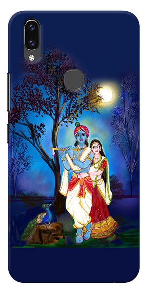 Radha Krishna Design 2 Printed Designer Back Case Cover For Vivo V9