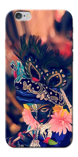 Digiprints Beautiful Kanha Printed Designer Back Case Cover For Apple iPhone 6s