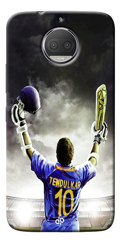 Sachin Tendulkar Printed Designer Back Case Cover For Motorola Moto G5S Plus