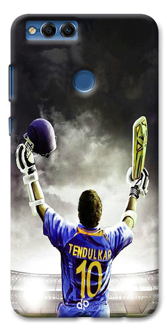 Digiprints Sachin Tendulkar Printed Designer Back Case Cover For Huawei Honor 7X