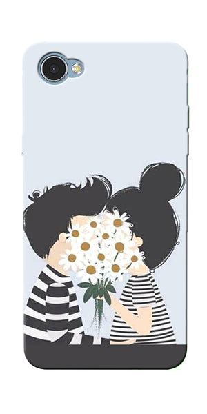 Digiprints Beautiful Love Design Printed Designer Back Case Cover For LG Q6