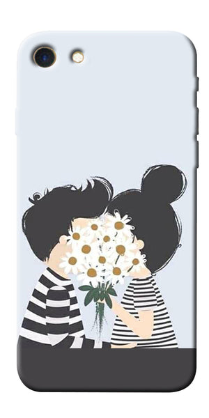 Digiprints Beautiful Love Design Printed Designer Back Case Cover For Apple iPhone 7