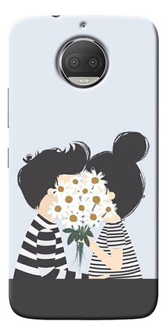 Beautiful Love Design Printed Designer Back Case Cover For Motorola Moto G5S Plus