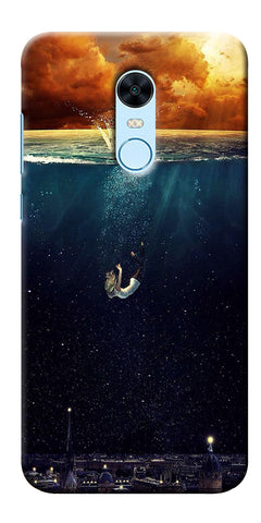 Dream Catcher Collage Printed Designer Back Case Cover For Xiaomi Redmi 5