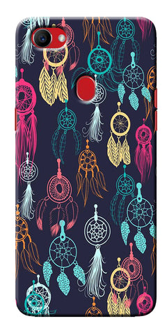 Digiprints Dream Catcher Collage Printed Designer Back Case Cover For Oppo F7
