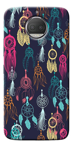 Dream Catcher Collage Printed Designer Back Case Cover For Motorola Moto G5S Plus