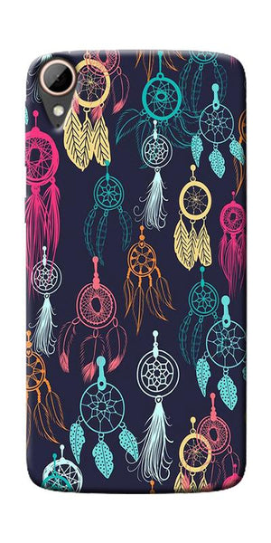 Dream Catcher Collage Printed Designer Back Case Cover For HTC Desire 828