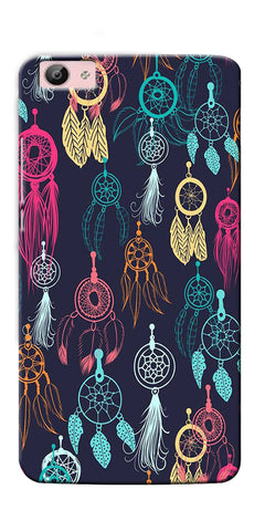 Digiprints Dream Catcher Collage Printed Designer Back Case Cover For Vivo V5 Plus