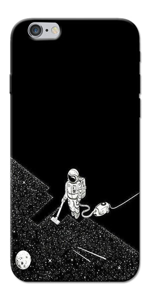 Digiprints Vaccume Claner In Space Printed Designer Back Case Cover For Apple iPhone 6s