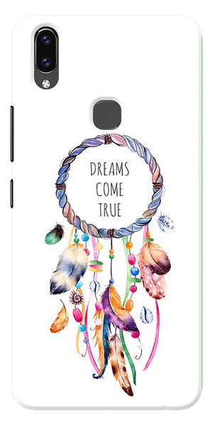 Dream Come True Printed Designer Back Case Cover For Vivo V9