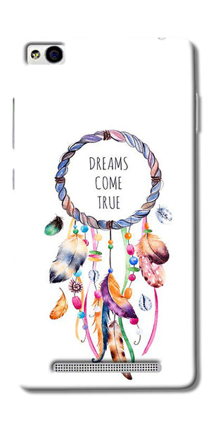 Dream Come True Printed Designer Back Case Cover For Xiaomi Redmi 3s