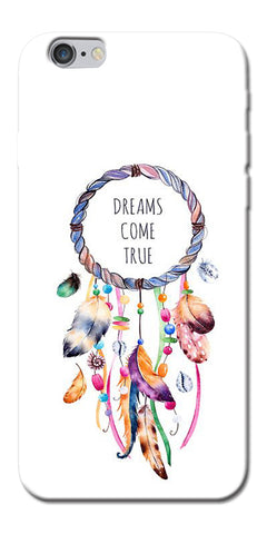 Digiprints Dream Come True Printed Designer Back Case Cover For Apple iPhone 6s