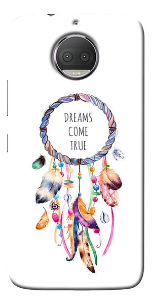 Dream Come True Printed Designer Back Case Cover For Motorola Moto G5S Plus