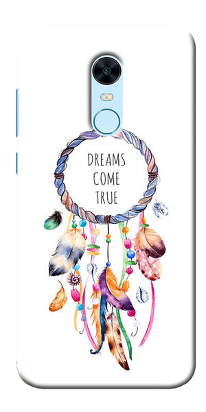 Social Collage Printed Designer Back Case Cover For Xiaomi Redmi 5