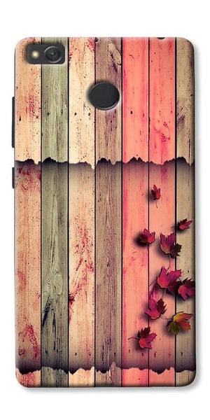 Spring Wood Pattern Printed Designer Back Case Cover For Xiaomi Redmi 3s Prime