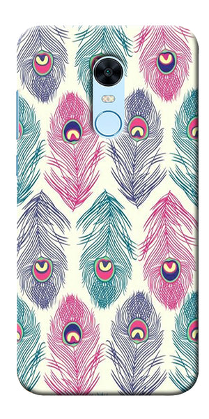 Green Ethnic Pattern Printed Designer Back Case Cover For Xiaomi Redmi 5