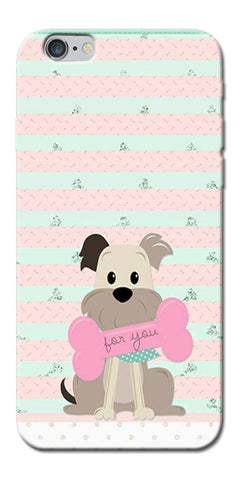 Digiprints Innocent Puppy  Printed Designer Back Case Cover For Apple iPhone 6s