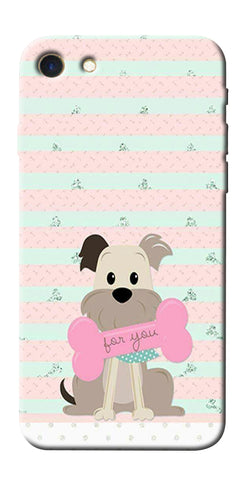 Digiprints Innocent Puppy  Printed Designer Back Case Cover For Apple iPhone 7
