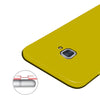 Digiprints Hard Back Case for Samsung Galaxy J7 Max-Yellow