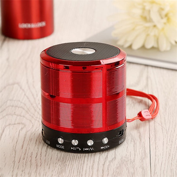 ws887 mini bluetooth speaker 3 W Bluetooth Speaker