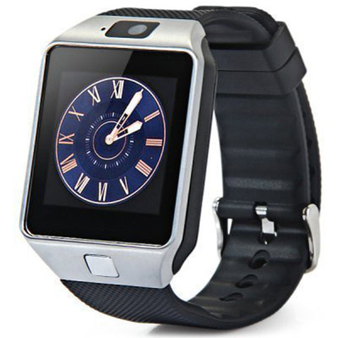 Bluetooth SmartWatch DZ09 Smartwatch Support SIM TF Card Camera
