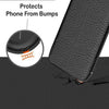 Digiprints TPU Flexible Auto Focus Shock Proof Back Cover For Vivo V7-Black