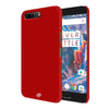 Digiprints Hard Back Case for Oneplus 5-Blood Red
