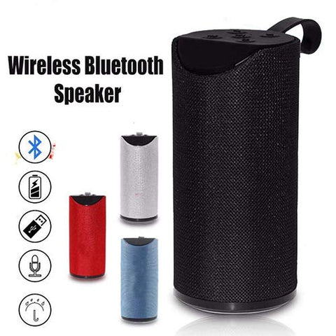TG113 Super Bass Wireless Bluetooth Speaker