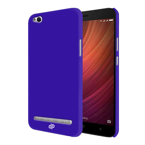 Digiprints Hard Back Case for Xiaomi Redmi 4A-Blue