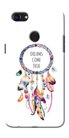 Digiprints Dream Come True Printed Designer Back Case Cover For Oppo F5