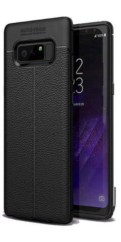 Digiprints TPU Flexible Auto Focus Shock Proof Back Cover For Samsung Galaxy Note 8