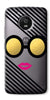 Digiprints Fashion Girl In Sunglassed Clear Case For Motorola Moto G5 Plus