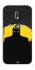 Digiprints Dark Knight Printed Back Case Cover For Motorola Moto E3 Power