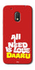 Digiprints All Need Is Daaru Printed Back Case Cover For Motorola Moto G4 Play