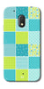 Digiprints Summer Vogue Patterns Back Case Cover For Motorola Moto G4 Play