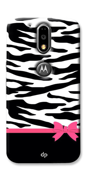 Digiprints Camouflage Pattern Printed Back Case Cover For Motorola Moto G4 Plus