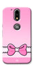 Digiprints Bing Bow Printed Back Case Cover For Motorola Moto G4 Plus